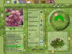 окно Энциклопедия растений в программе Наш Сад