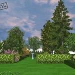 лесной уголок ландшафтного проекта sdob-a02