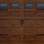 текстура Гаражные ворота